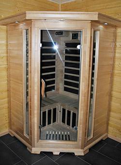 le sauna infrarouge dynn espace beaut. Black Bedroom Furniture Sets. Home Design Ideas