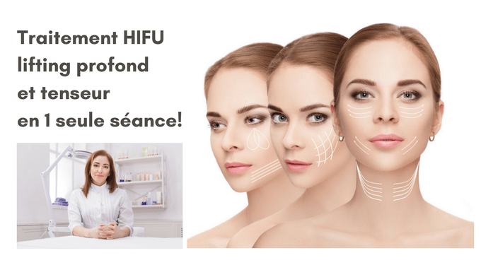 Traitement HIFU Visage