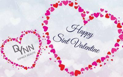 Février le mois St Valentin